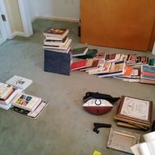 Braddock Hills Process of DeClutter