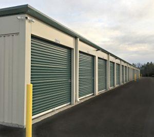 White Properties Outdoor Storage Unit